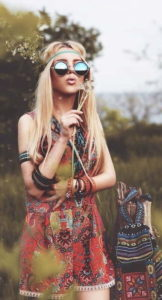 14 Hippie and Boho Chic styles, Dresses, Jewelry and Handbags